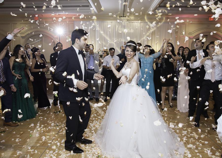 Persian Wedding Couple
